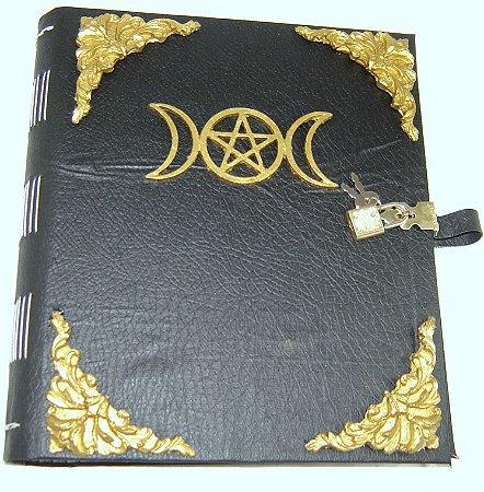 Livro das Sombras com Triluna cod.372