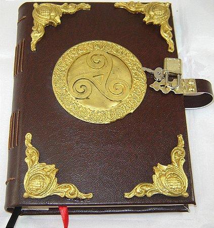 Livro das Sombras Triskle cod.376
