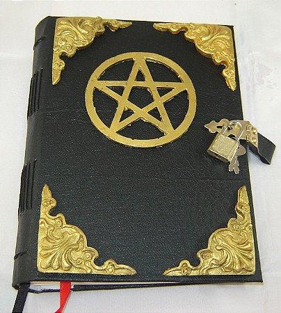 Livro das Sombras Pentagrama cod.379