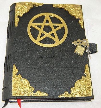 Livro das Sombras Pentagrama cod.382