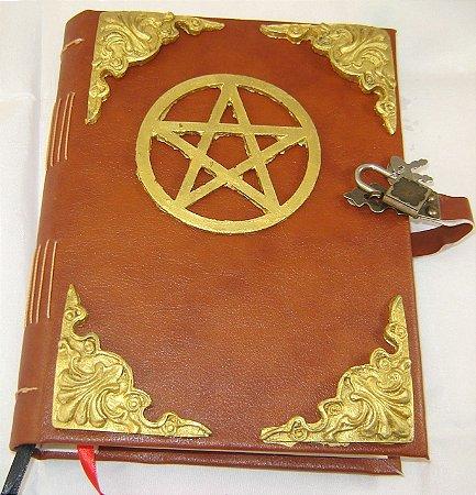 Livro das Sombras Pentagrama cod.383