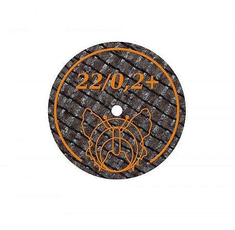 Disco de fibra Motyl