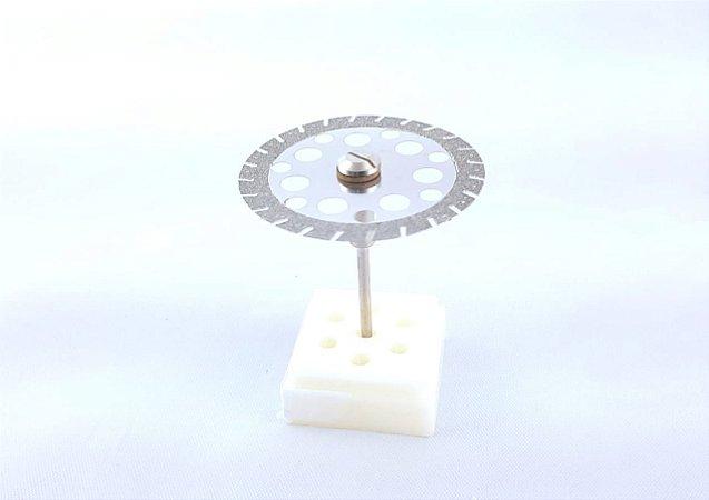 Disco diamantado p/troquel