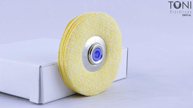 Escova microfibra torno