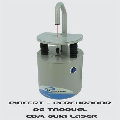PINCERT PERFURADOR DE TROQUEL PLASTER