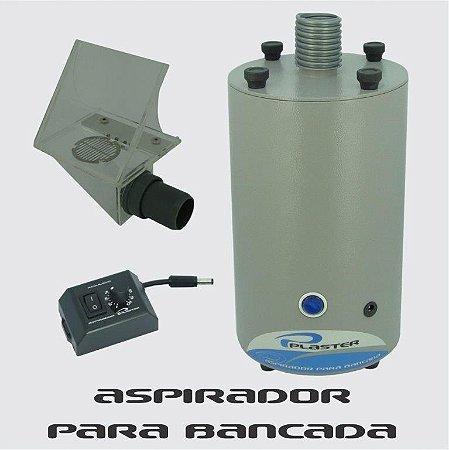 ASPIRADOR DE BANCADA PLASTER