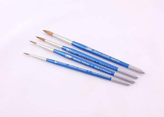 Pincel BlueLine kit/4