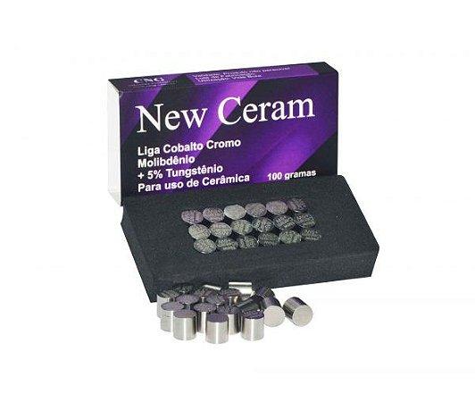 New Ceram CoCr