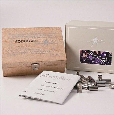 Robur 400 CoCr 1.000GRS | 10-301|COBALTO CROMO |LIGA METALICA|ODONTOMEGA