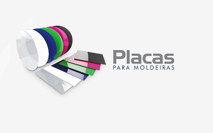 Placa plastificadora Redonda Bioart