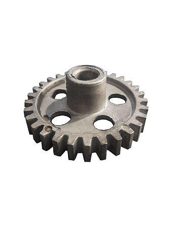 Engrenagem Alumínio para Espeto