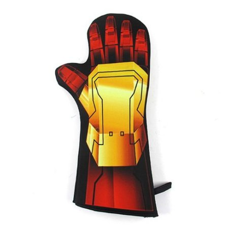 Luva de Forno: Homem de Ferro (Iron Man)