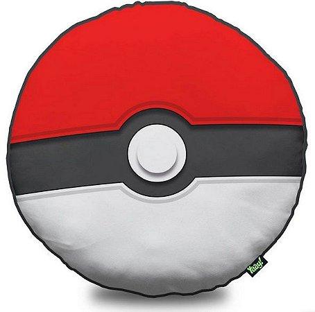 Almofada Poketball - Pokémon