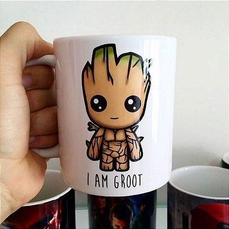 Caneca Groot - Guardiões da Galáxia