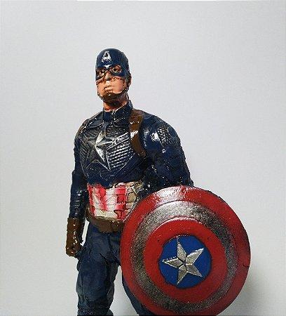 Estatueta Capitão América