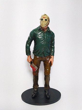 Estatueta Jason Voorhees Sexta-Feira 13