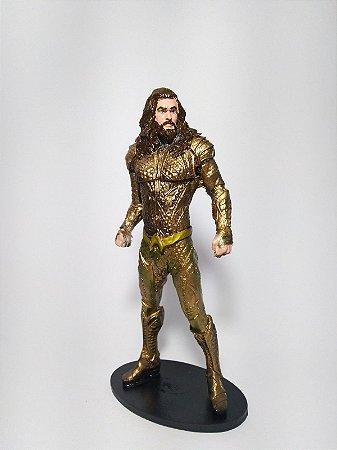Estatueta Aquaman - DC Comics
