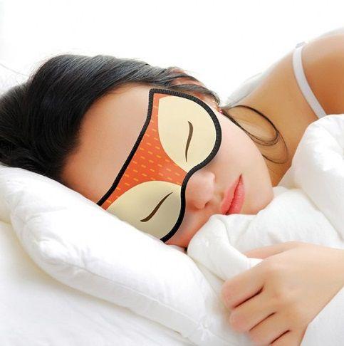 Máscara De Dormir Raposa