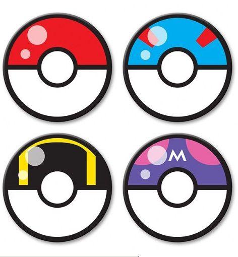Porta Copos Pokémon - Pokebola