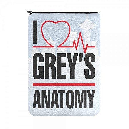 Capa Para Notebook - Grey's Anatomy