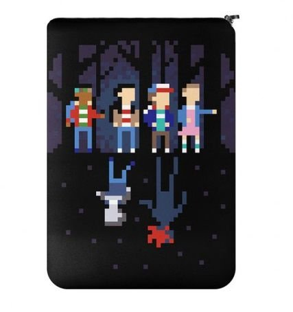 Capa Para Notebook - Stranger Things