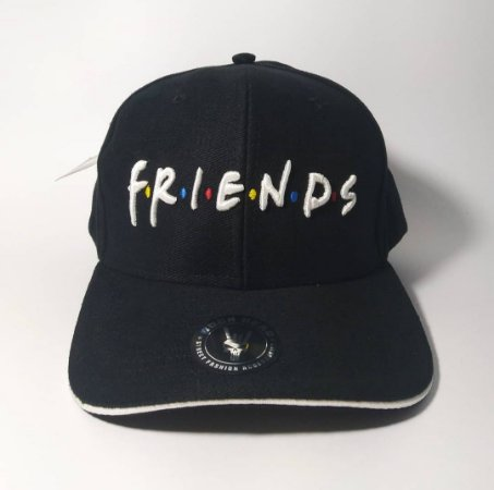 Boné Friends - Preto