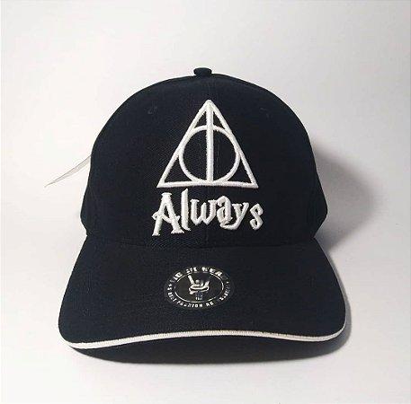 Boné Harry Potter - Always