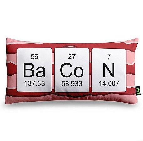 Almofada Bacon - Química