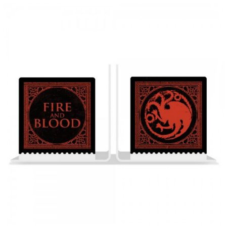 Porta Livro Targaryen - Game Of Thrones