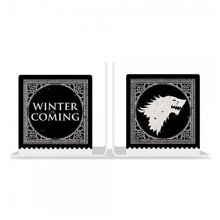 Porta Livro Stark - Game Of Thrones