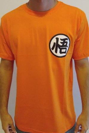Camisa Dragon Ball Z - Goku