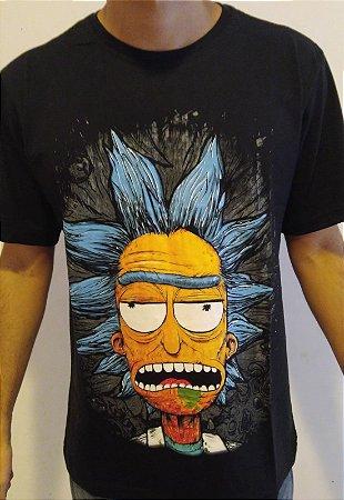 Camisa Rick - Rick and Morty