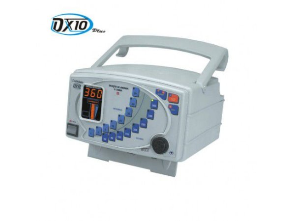 Desfibrilador DX 10 Plus