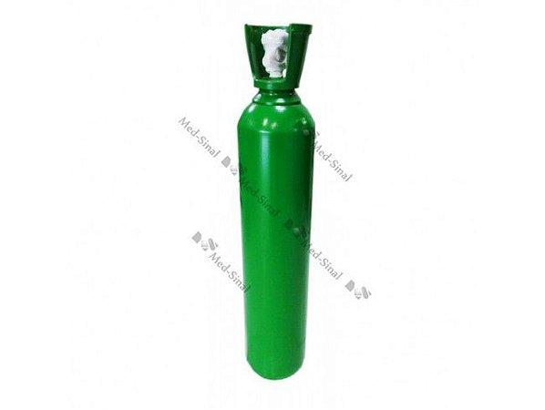 Cilindro de Oxigênio com Carga