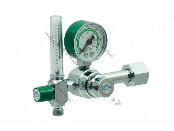 Válvula com Fluxômetro para Cilindro