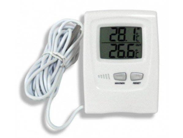 Termômetro De Geladeira Digital