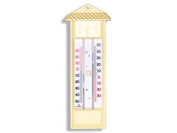 Termômetro De Geladeira Casinha Máxima e Mínima