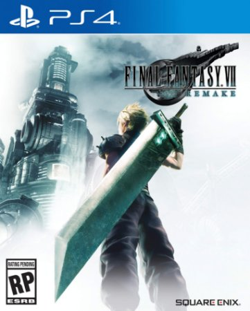 FINAL FANTASY VII - REMAKE - PS4