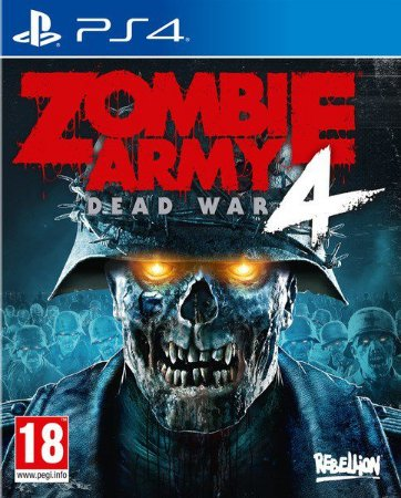 ZOMBIE ARMY 4 - DEAD WAR - PS4