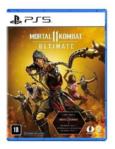MORTAL KOMBAT 11 ULTIMATE - PS5