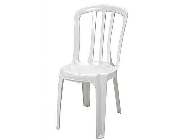 Cadeira De Plástico Bistrô 182 Kg
