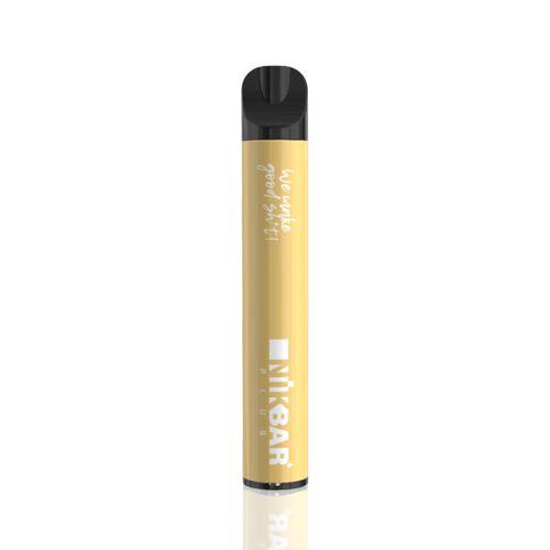 Pod Descartável NikBar Plus - Virginia Tobacco