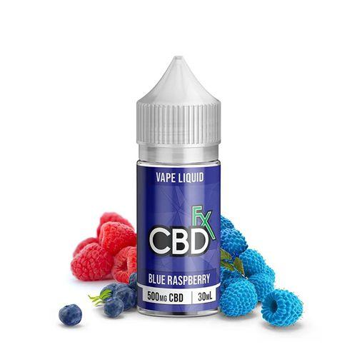 Líquido CBD FX - Blue Raspberry