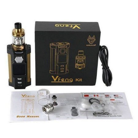 Kit VFeng Tc Starter 230 w - SnowWolf