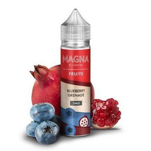 Líquido Magna e-Liquid - Fruits - Blueberry Grenade