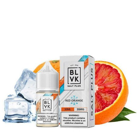 Líquido Blvk Unicorn Salt - Salt Plus - Red Orange