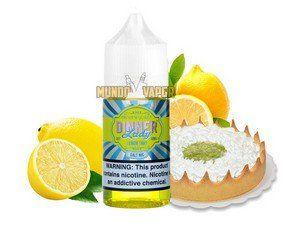Líquido Dinner Lady Salt - Lemon Tart