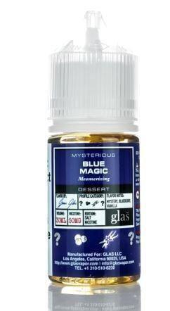 Líquido GLAS salt nicotine - Blue Magic
