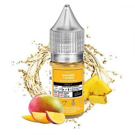 Líquido GLAS Salt- Mango Tango