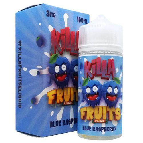 Líquido Blue Raspberry - KILLA FRUITS